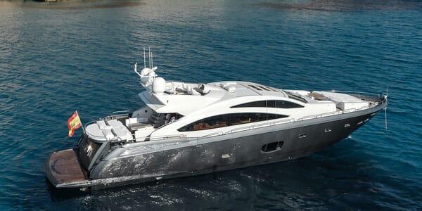 Motor Yacht ALVIUM Profile