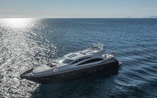 Motor Yacht ALVIUM Exterior