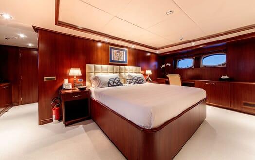 Motor Yacht ARIONAS VIP Stateroom
