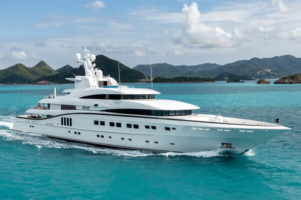 Motor Yacht SECRET Profile