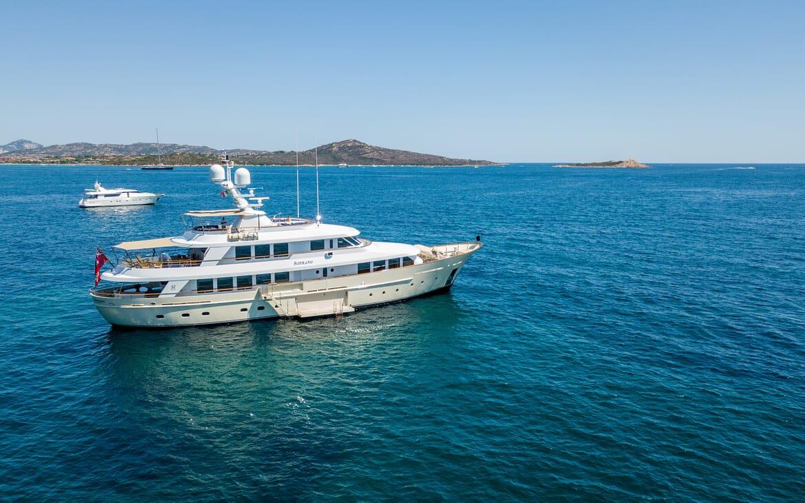Motor Yacht Soprano