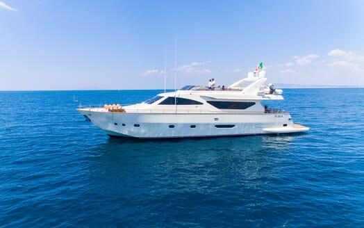Motor Yacht Riviera