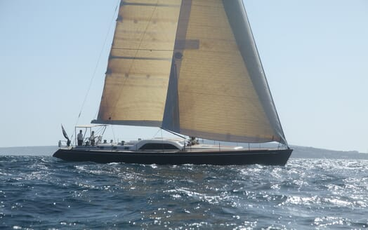 Sailing Yacht Constanter