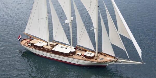 Sailing Yacht Mikhail S Vorontsov