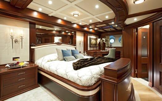 Sailing Yacht Mikhail S Vorontsov main cabin