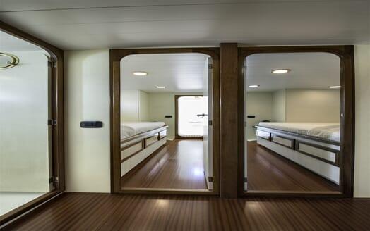 Motor Yacht Emerald  interior design