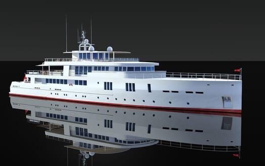 Motor Yacht OCEA X 47