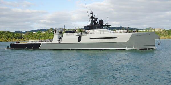 Motor Yacht Transit