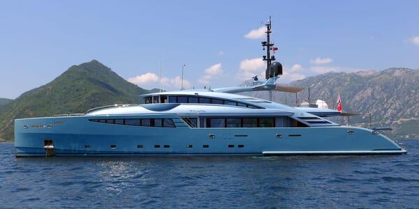 Motor Yacht PHILMX Profile