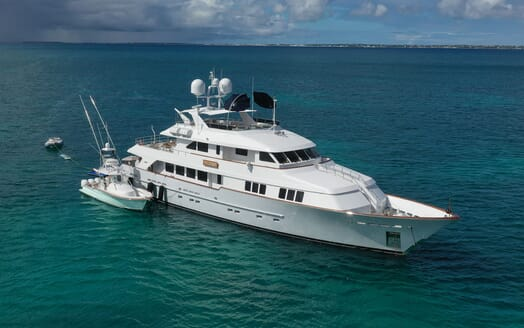 Motor Yacht T-ZERO Exterior Tender