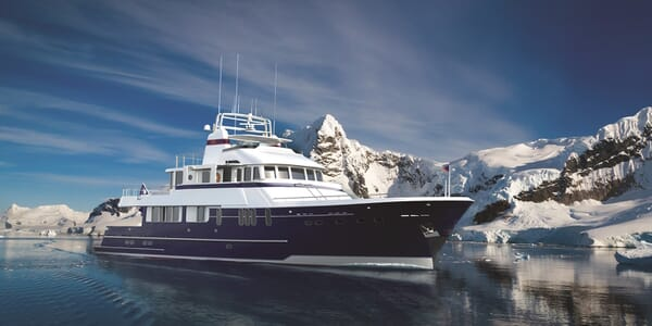 Motor Yacht Cape Scott