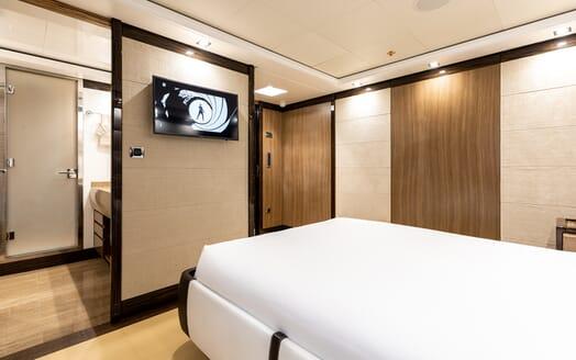 Motor Yacht Panakeia double cabin