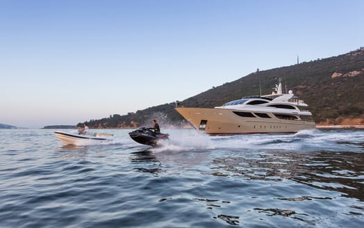 Motor Yacht Panakeia toys