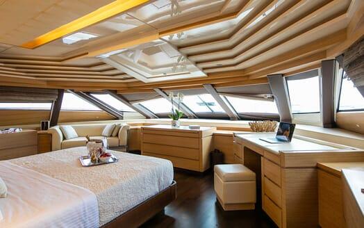 Motor Yacht Rini stateroom