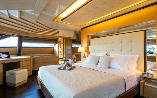 Motor Yacht Rini double cabin