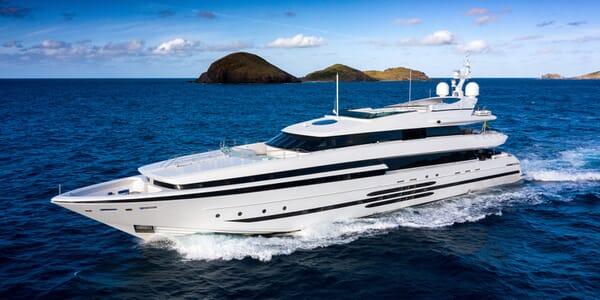 Motor Yacht BALISTA Profile