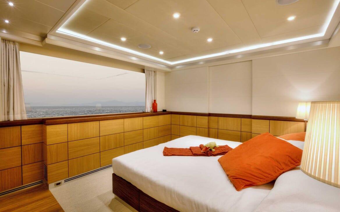 Motor Yacht Quaranta double cabin