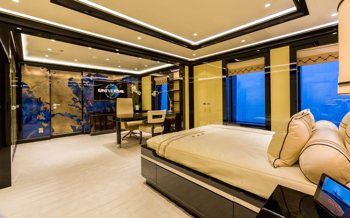 Motor Yacht OKTO VIP Stateroom