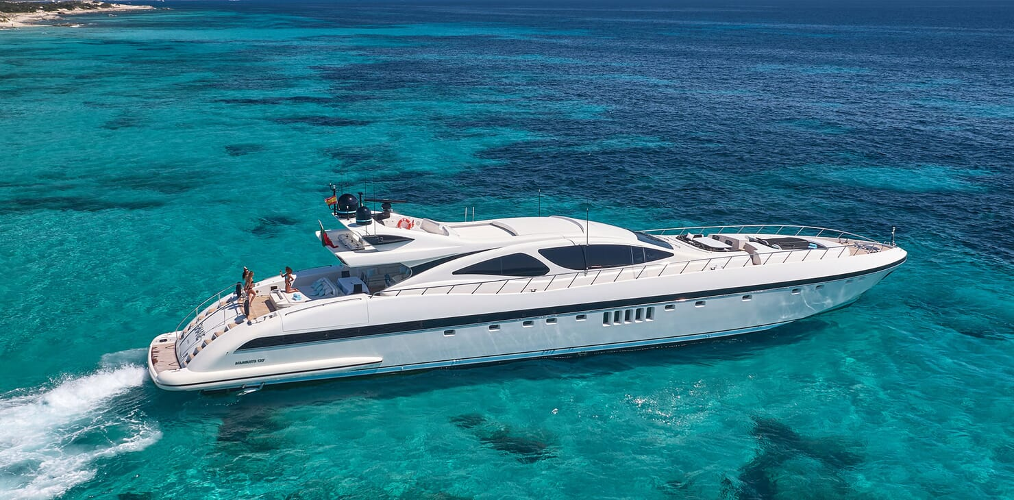Motor Yacht SHANE Profile