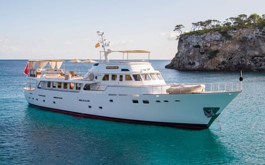 Motor Yacht ODYSSEY III Profile