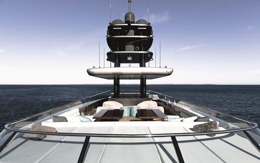 Motor Yacht Silver Fast Sun Deck