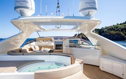 Motor Yacht Robusto Sun Deck 2