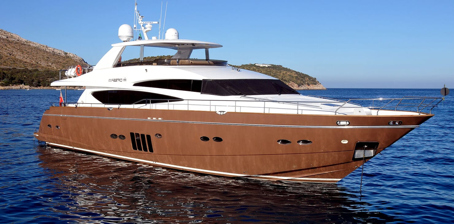 Motor Yacht MAESTRO Profile