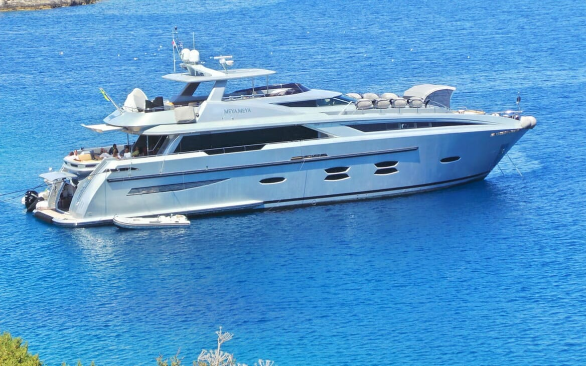 Motor Yacht Meya Meya