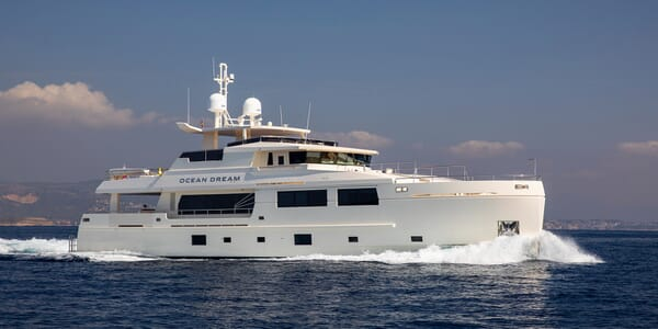 M/Y Ocean Dream Ocena Independence