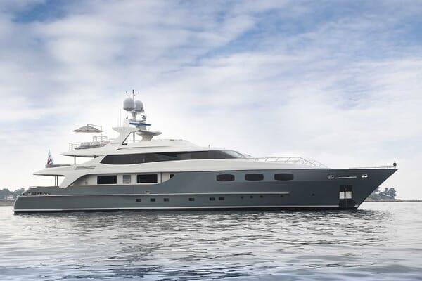 Motor Yacht Annamia