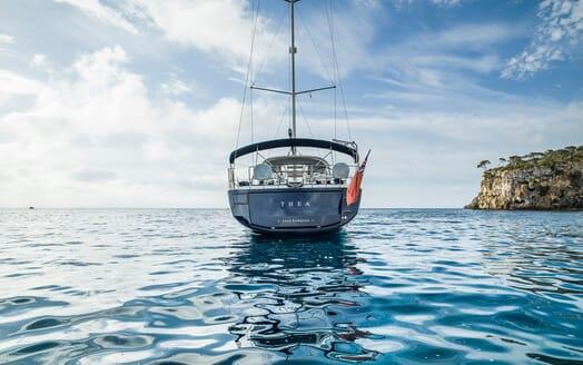 Sailing Yacht Thea
