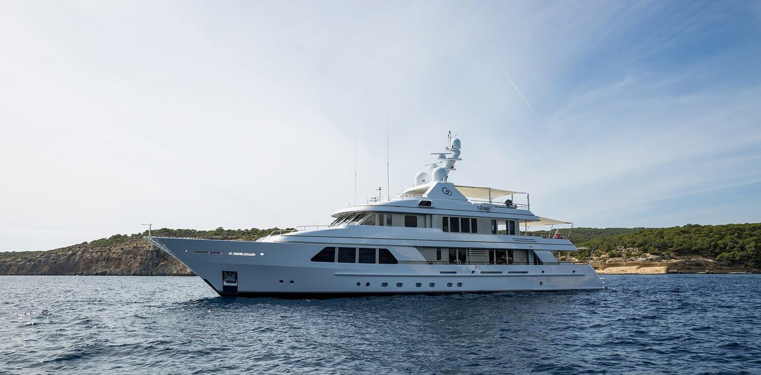 Motor Yacht Go