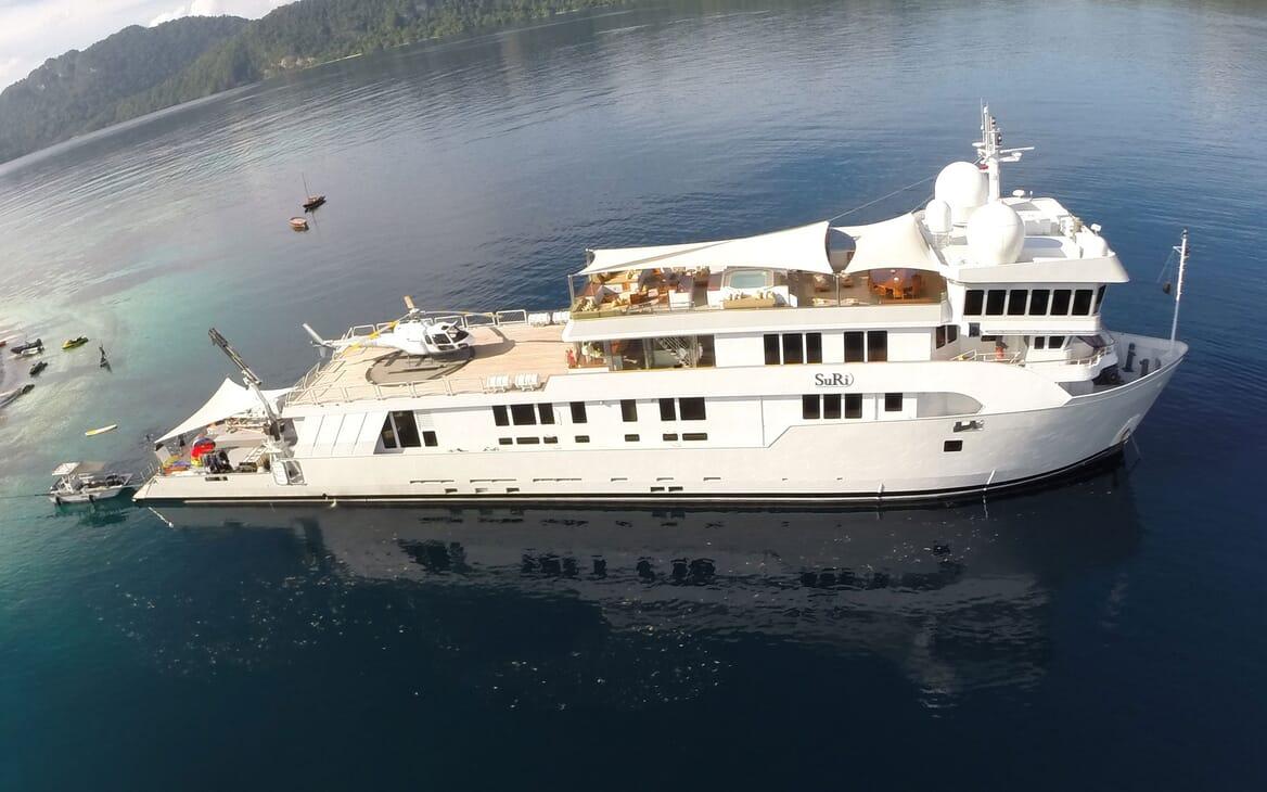 Motor Yacht SURI Profile