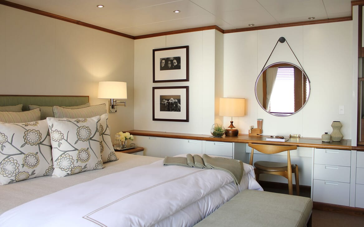 Motor Yacht SURI Double Guest Stateroom