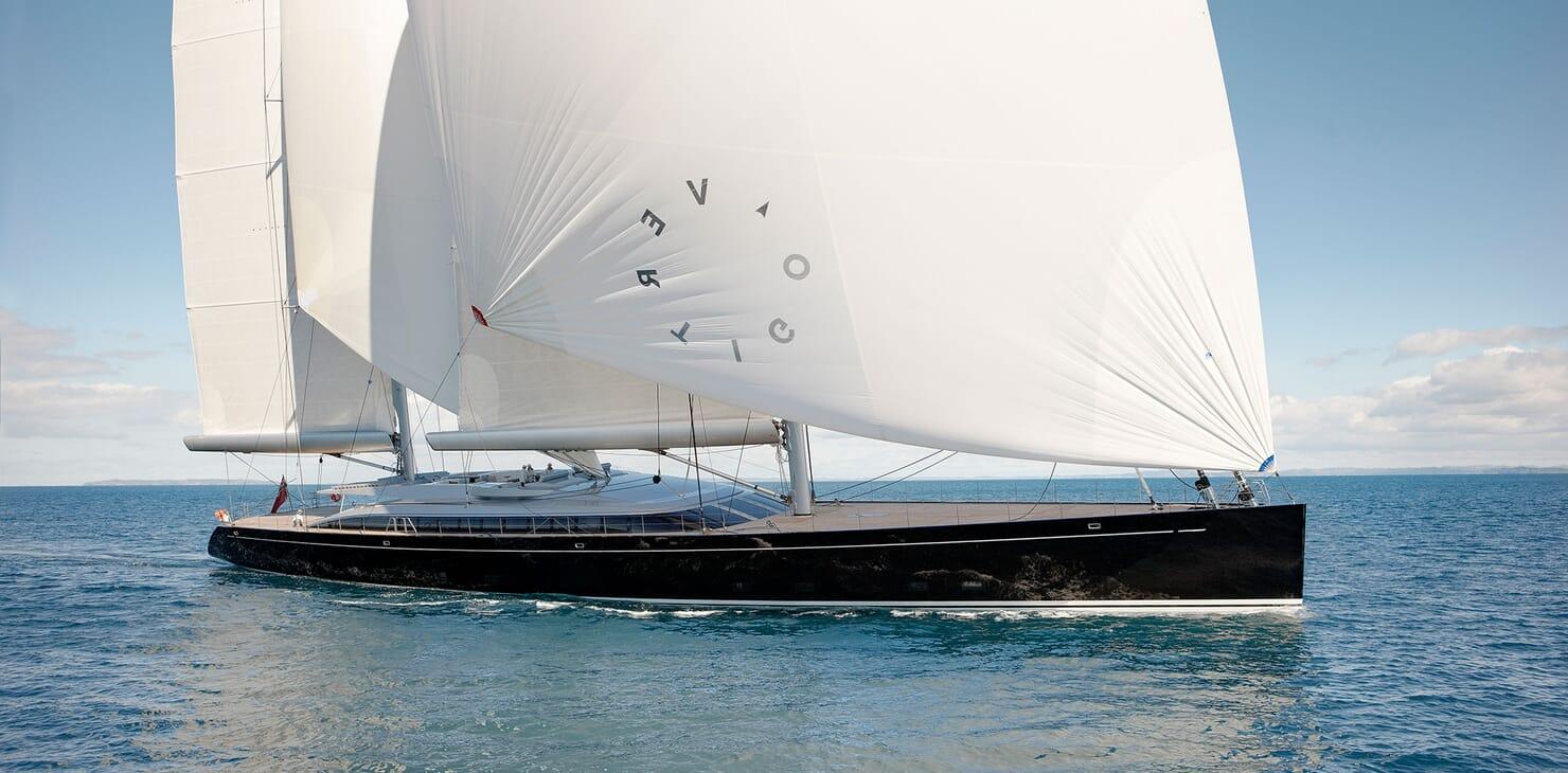 Sailing Yacht VERTIGO Profile