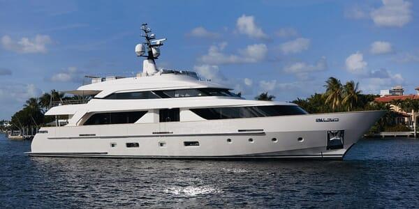 Motor Yacht Aventus Profile