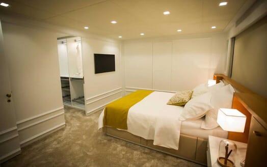 Motor Yacht Harun  master cabin