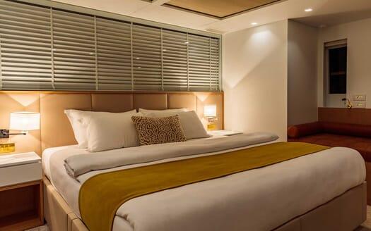 Motor Yacht Harun  double cabin