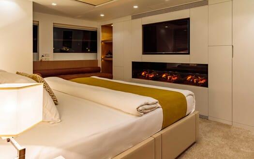 Motor Yacht Harun  VIP cabin