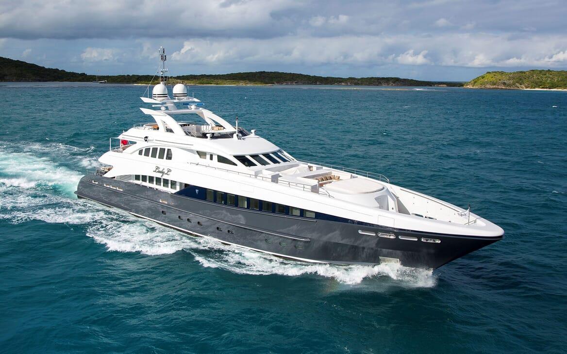 Motor Yacht LADY L Profile