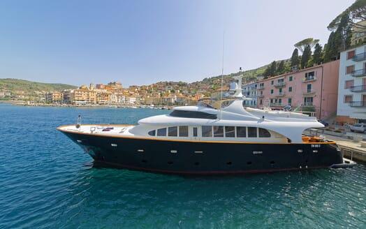 Motor Yacht Bugia