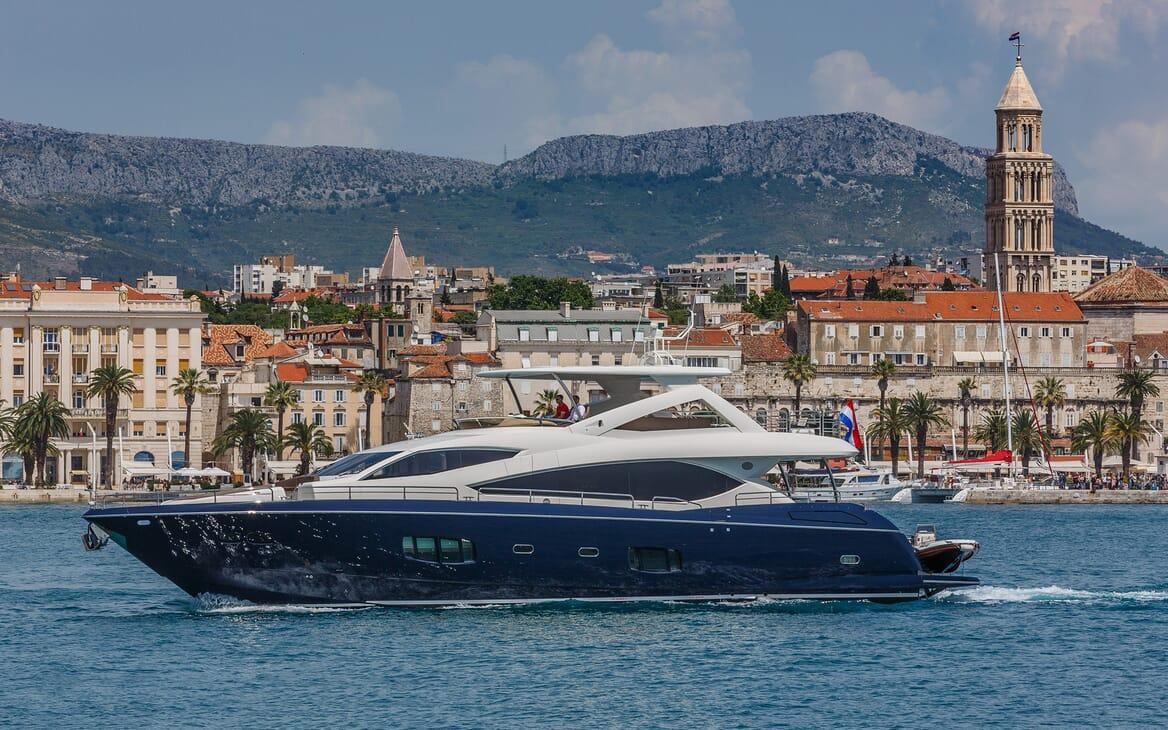 Motor Yacht The Best Way Underway