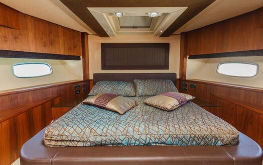 Motor Yacht The Best Way Guest Double Stateroom