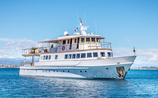 Motor Yacht CLARA ONE Profile