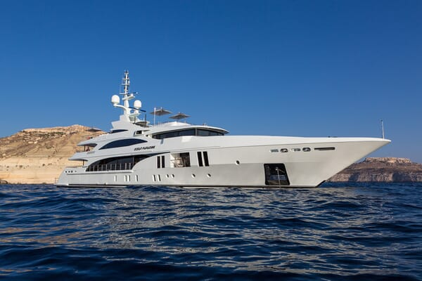 Motor Yacht Ocean Paradise