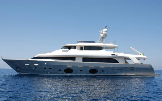 Motor Yacht Seventh Sense