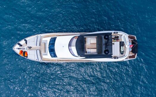 Motor Yacht Mirka Stateroom