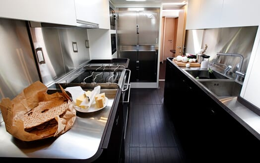 Sailing Yacht Alix Galley 2