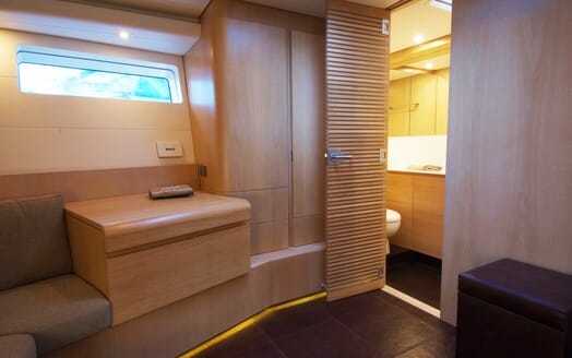 Sailing Yacht Alix Stateroom Head