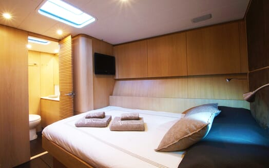 Sailing Yacht Alix Double Stateroom 2